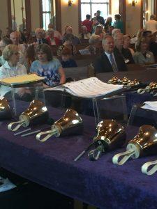 Bell choir photo