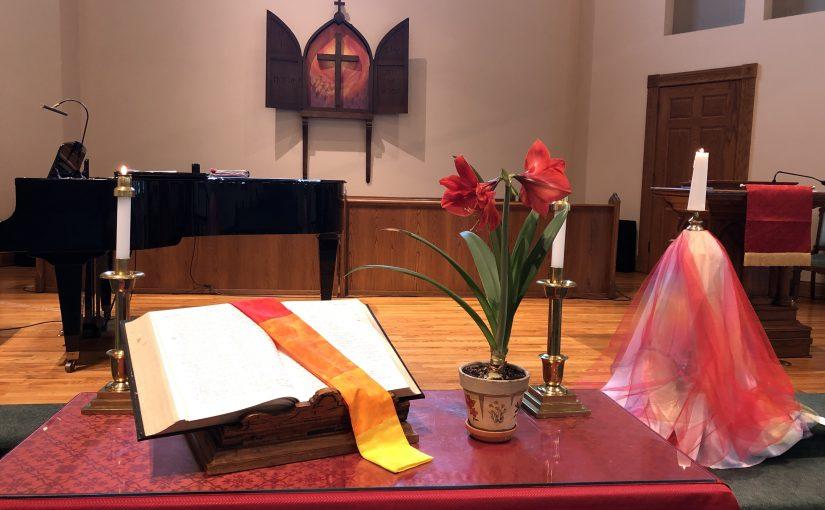 Online Worship 12-20