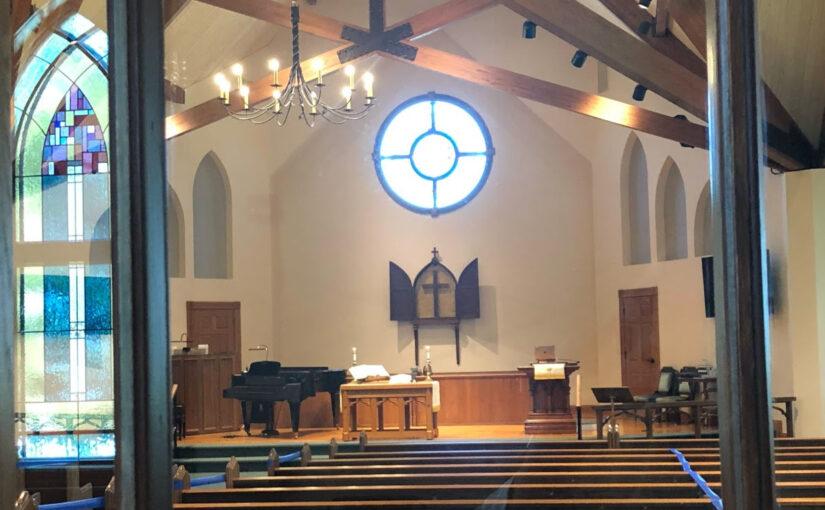 No In-Person Worship beginning Nov. 22